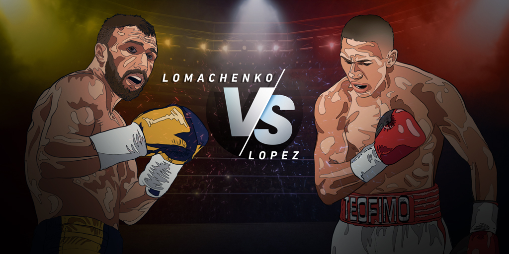Vasyl Lomachenko vs. Teofimo Lopez betting preview