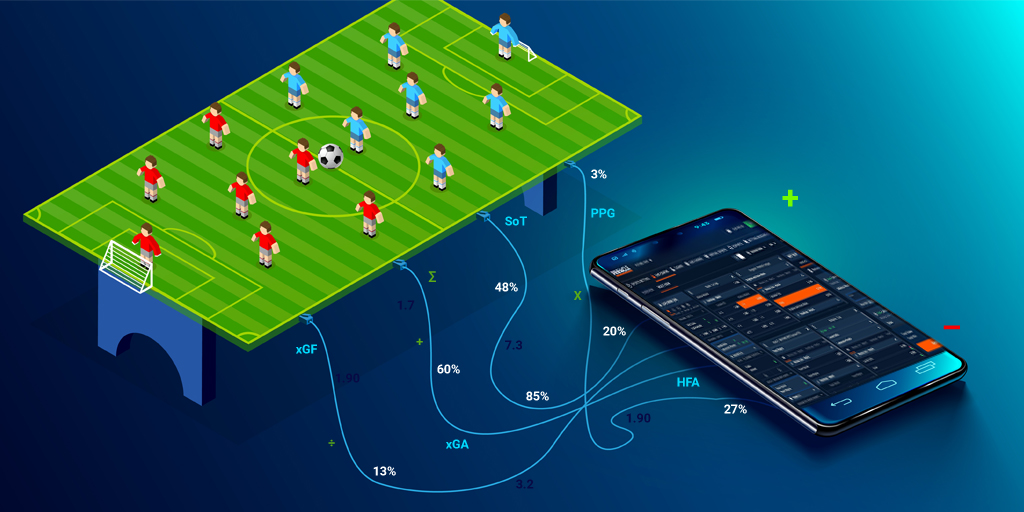 Live soccer betting strategy: How to price a match in-play
