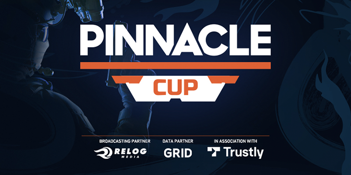 "Pinnacle launches global CS:GO event ""The Pinnacle Cup"" with GRID and Relog Media"