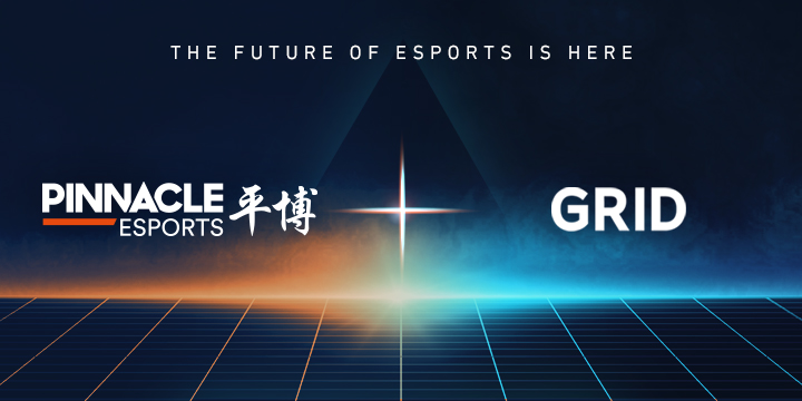 Pinnacle announces GRID as Official Esports Data Partner